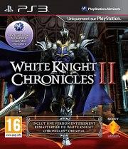 Carátula de White Knight Chronicles 2 - PS3