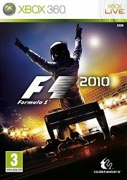 Carátula de F1 2010 - Xbox 360