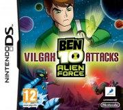 Carátula de Ben 10 Alien Force: Vilgax Attacks - DS