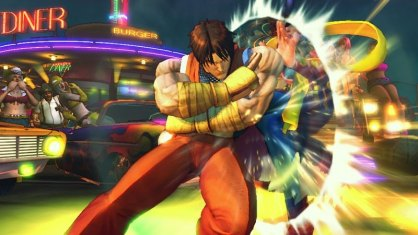 Super Street Fighter IV: Avance