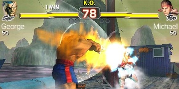 Super Street Fighter IV 3D: Super Street Fighter IV 3D: Impresiones jugables