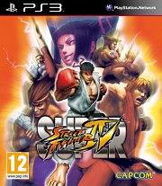 Carátula de Super Street Fighter IV - PS3