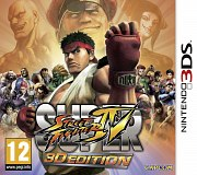 Super Street Fighter IV 3D 3DS