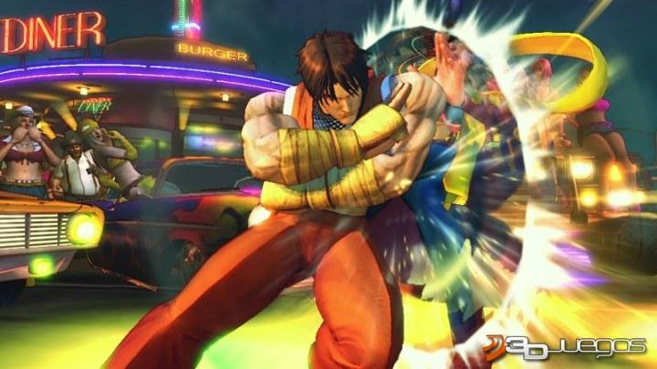 Super Street Fighter IV - Avance