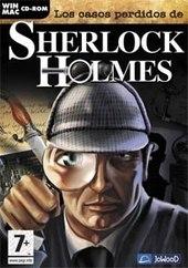 Carátula de Sherlock Holmes - PC