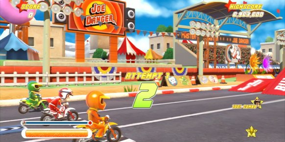 Joe Danger an�lisis