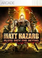 Carátula de Matt Hazard: Blood Bath and Beyond - Xbox 360