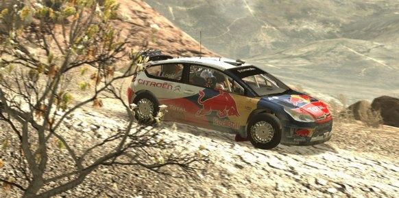 WRC: Primer contacto