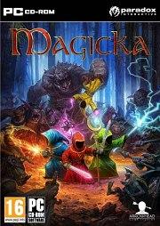 Carátula de Magicka - PC