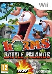 Carátula de Worms: Battle Islands - Wii