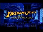 Indiana Jones and the Fate of Atlantis - Pantalla