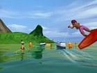 Water Sports - Pantalla