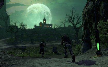 Borderlands La Isla Zombie PS3