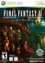 Final Fantasy XI Ultimate Collection Xbox 360