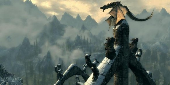The Elder Scrolls V Skyrim: The Elder Scrolls V Skyrim: Primer contacto