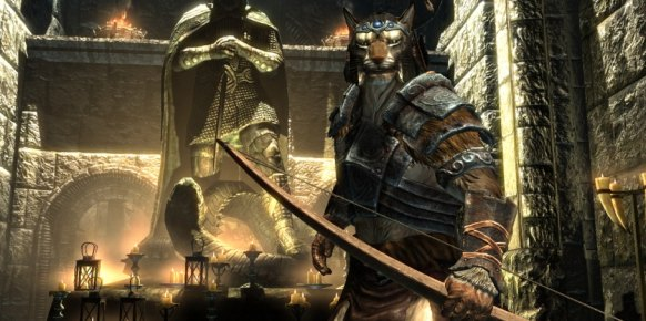 The Elder Scrolls V Skyrim: Impresiones Bethesda Gamer's Day 2011