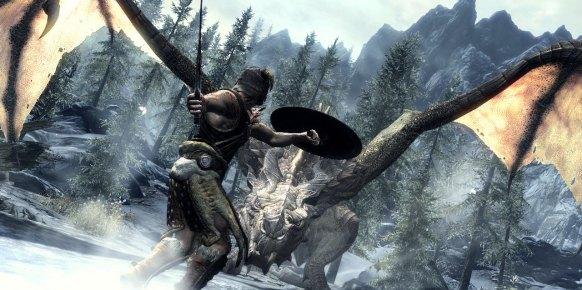 The Elder Scrolls V Skyrim: The Elder Scrolls V Skyrim: Impresiones E3 2011