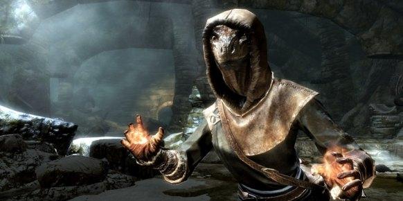 The Elder Scrolls V Skyrim (PlayStation 3)