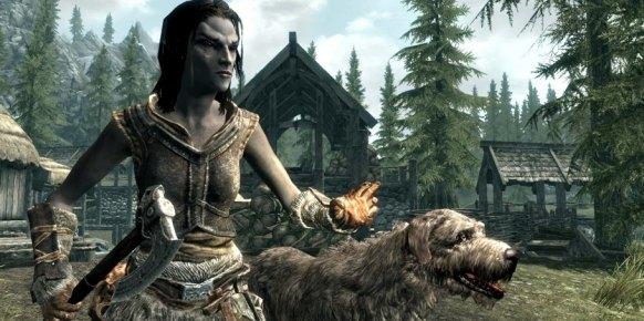 The Elder Scrolls V Skyrim: The Elder Scrolls V Skyrim: Impresiones GamesCom