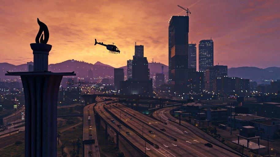 Grand Theft Auto V análisis