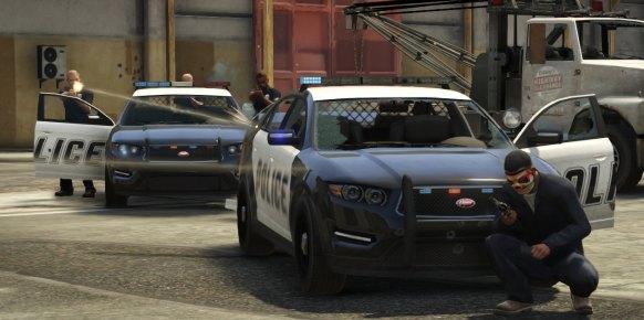 GTA 5: Grand Theft Auto V: Dentro de la Saga