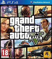 Grand Theft Auto V Para Ps4 3djuegos