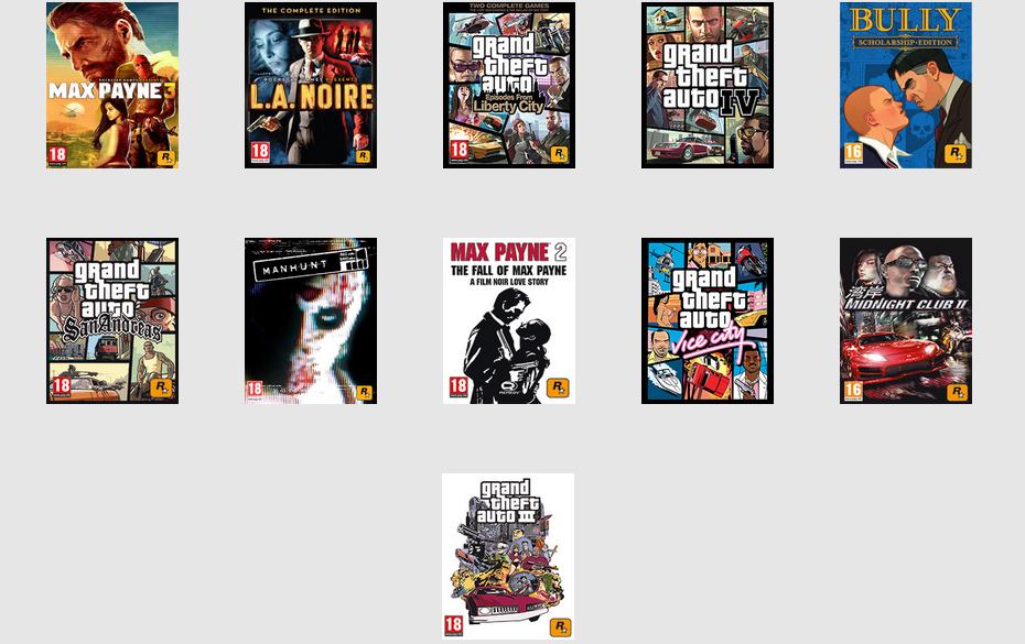 Reserva Gta V En Pc Y Recibe Gratis Otro Juego De Rockstar 3djuegos