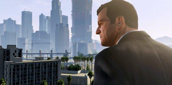 Imagen de Albert de Silva, hipotético protagonista de GTA V según los rumores.
