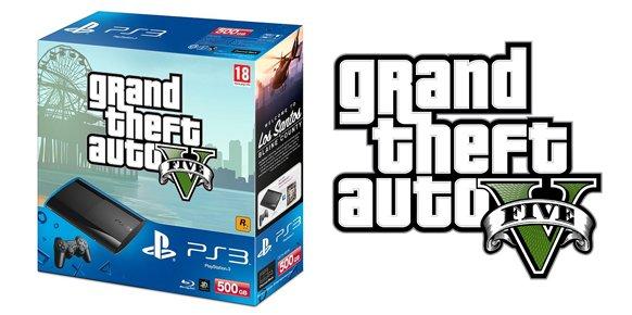 Concretados Los Detalles Del Bundle De Playstation 3 Con Gta V