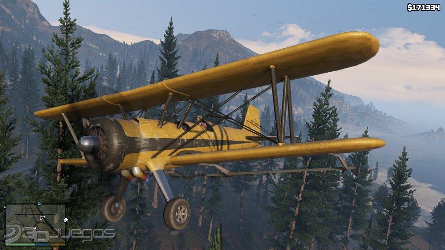 Analisis De Grand Theft Auto V Para Ps3 3djuegos