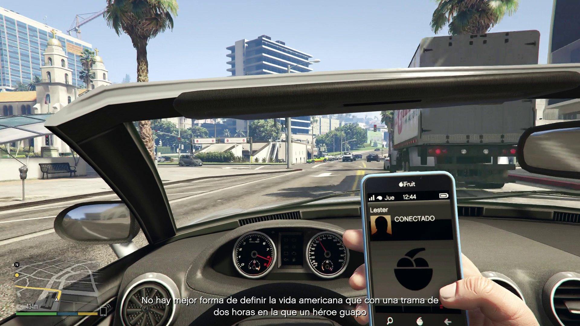 Analisis De Grand Theft Auto V Para Ps4 3djuegos