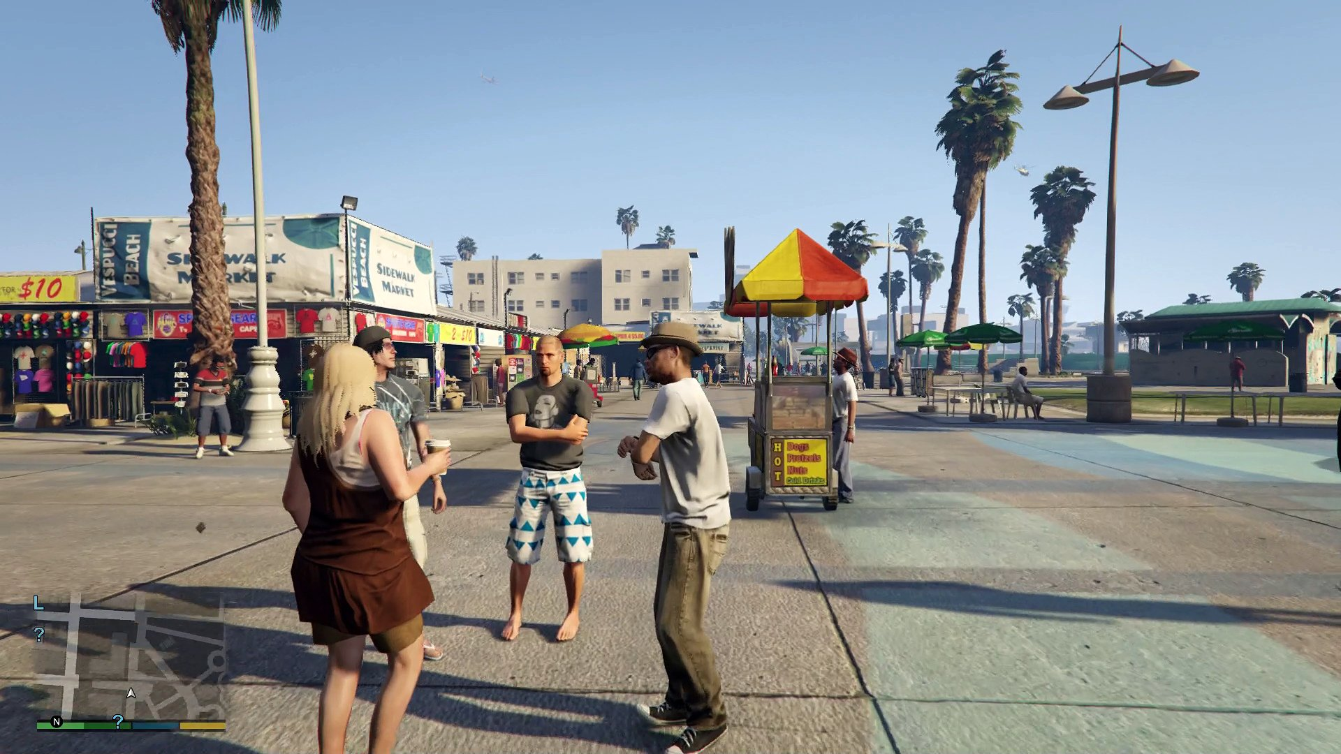 Analisis De Grand Theft Auto V Para Ps4 3djuegos