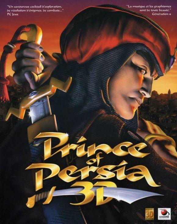 Resultado de imagen para prince of persia 3d portada