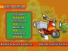 Pizza Delivery Boy - Imagen Wii