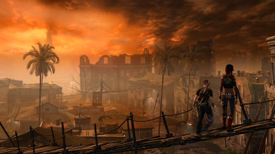 inFamous 2 - An�lisis