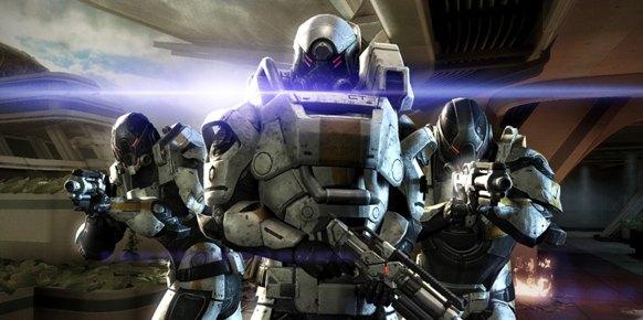 Mass Effect 3: Mass Effect 3: Primer contacto