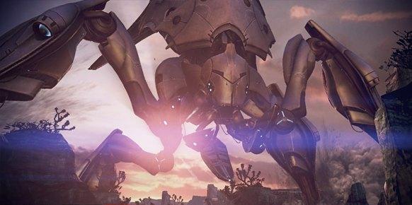 Mass Effect 3: Mass Effect 3: Entrevista Jesse Houston