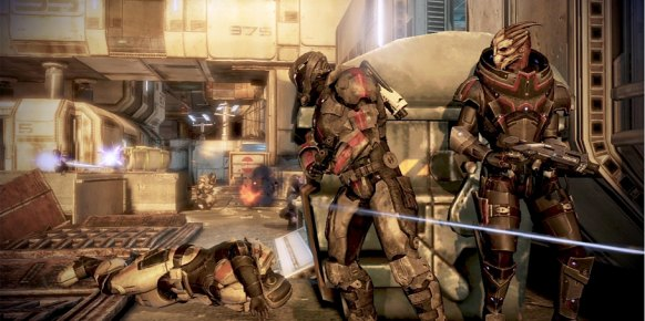 Mass Effect 3: Mass Effect 3: Multijugador