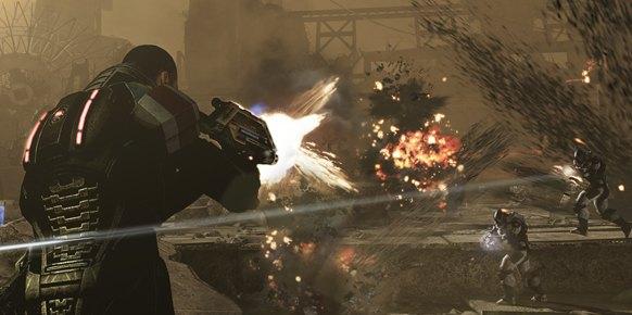 Mass Effect 3: Mass Effect 3: Impresiones jugables