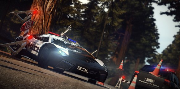 Need for Speed Hot Pursuit: Need for Speed Hot Pursuit: Impresiones E3 2010