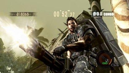 Resident Evil 5 Gold Edition: Avance