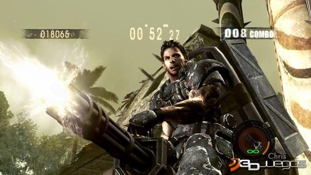 Resident Evil 5 Gold Edition - Avance