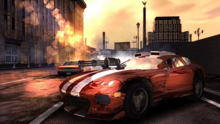 Battle Metal Street Riot Control - Imagen