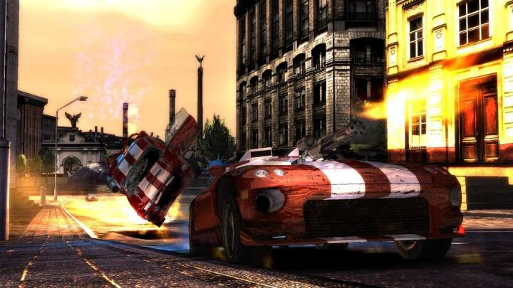 Battle Metal Street Riot Control