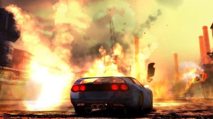 Battle Metal Street Riot Control - Pantalla