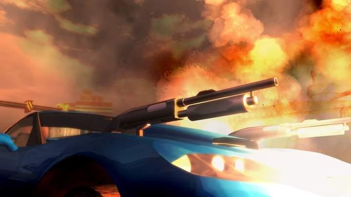 Battle Metal Street Riot Control - Imagen PC