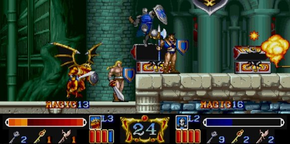 Final Fight Double Impact análisis