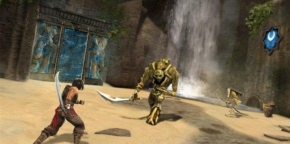 Prince of Persia Arenas Olvidadas Wii