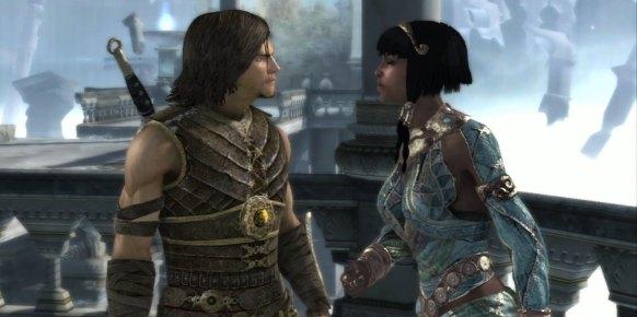 Prince of Persia Arenas Olvidadas análisis