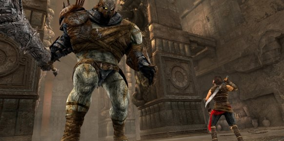 Prince of Persia Arenas Olvidadas: Prince of Persia Arenas Olvidadas: Impresiones jugables Beta